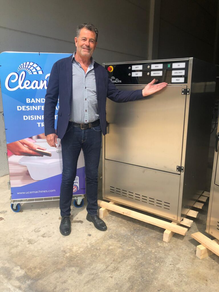Review of the CleanBox, Philip Peters